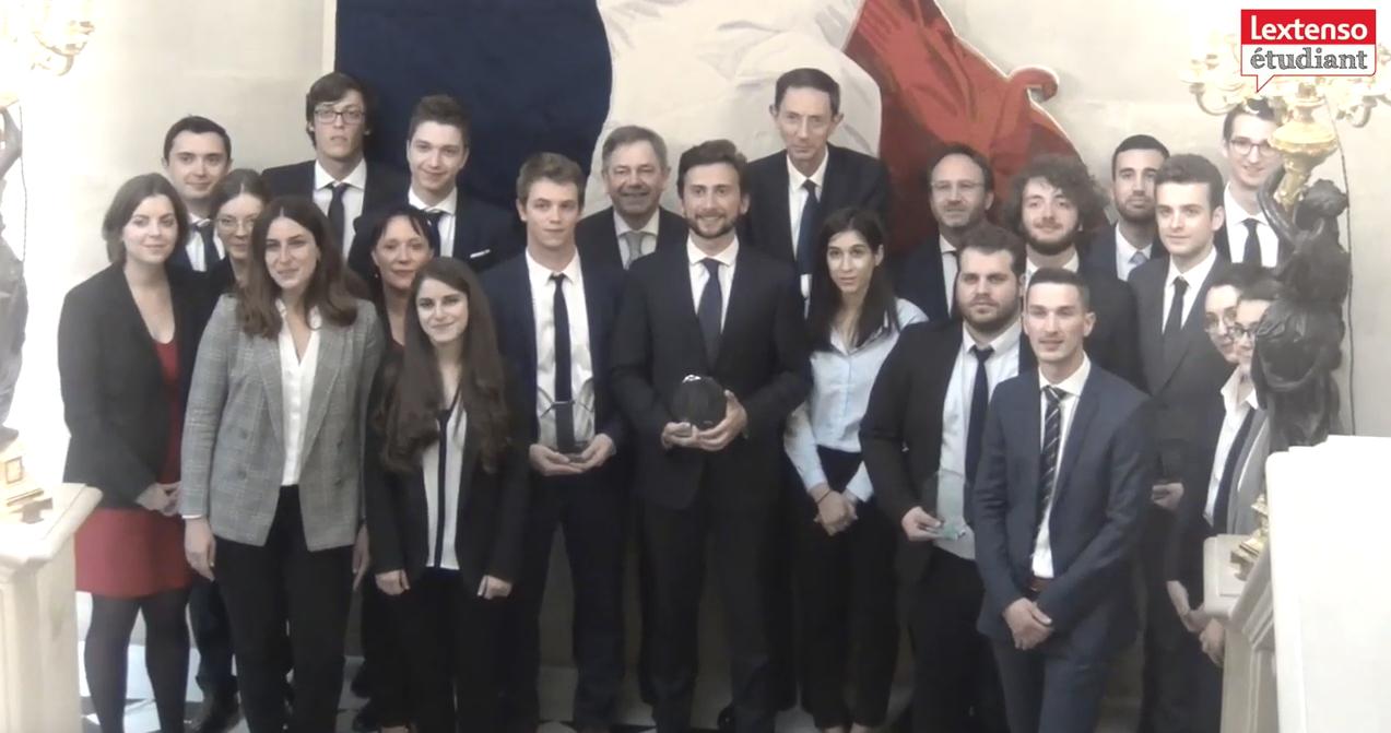 Concours Georges Vedel 2020 : dans le rôle du demandeur et du défendeur...