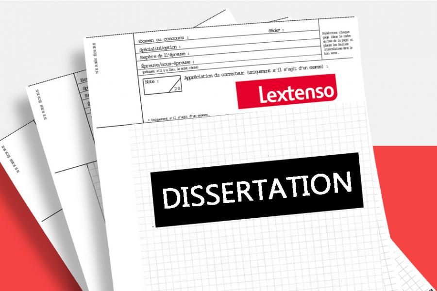 Dissertation consulting service et juge administratif