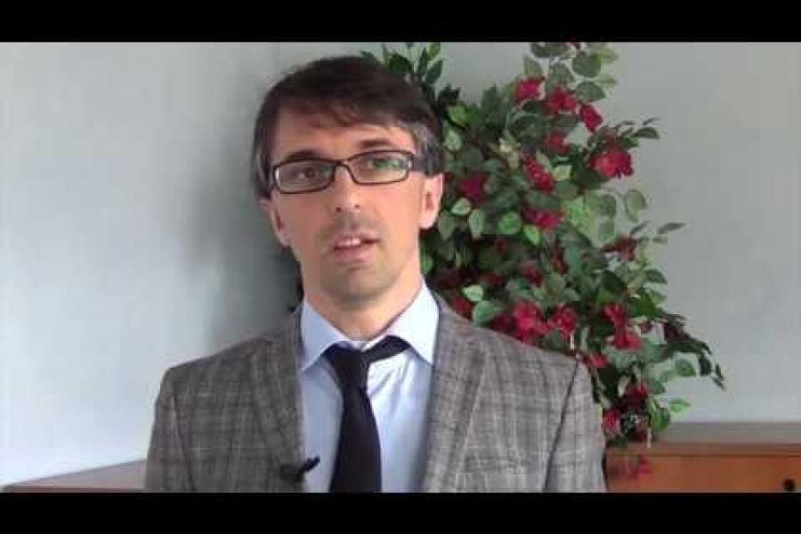 Découvrez le métier d'Ivan Gombert, directeur des services pénitentiaires en 5 min