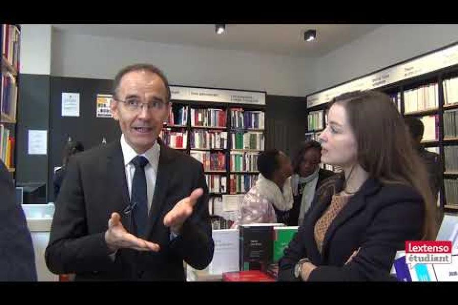 Conseils d'une libraire aux L1 droit pour réussir son année