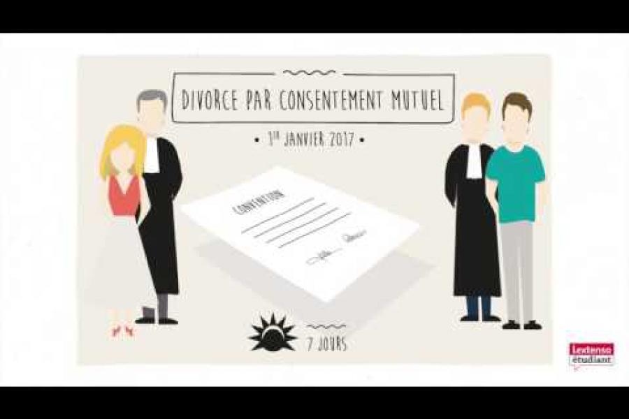 {Cas pratique illustré} Le Droit animé - Le Divorce (ép. 2)