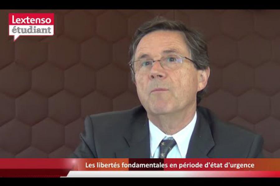 L'exercice des libertés fondamentales en période d'état d'urgence