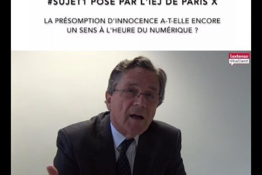 Tuto 1 Grand Oral du CRFPA : annales corrigés par le Pr Henri Oberdorff sur une question ouverte
