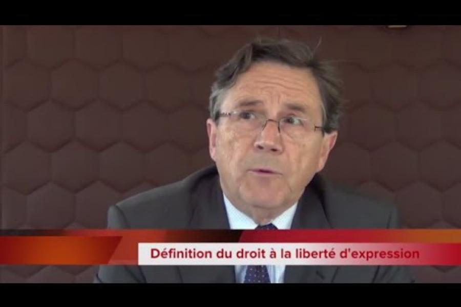 MOOC express sur la liberté d'expression