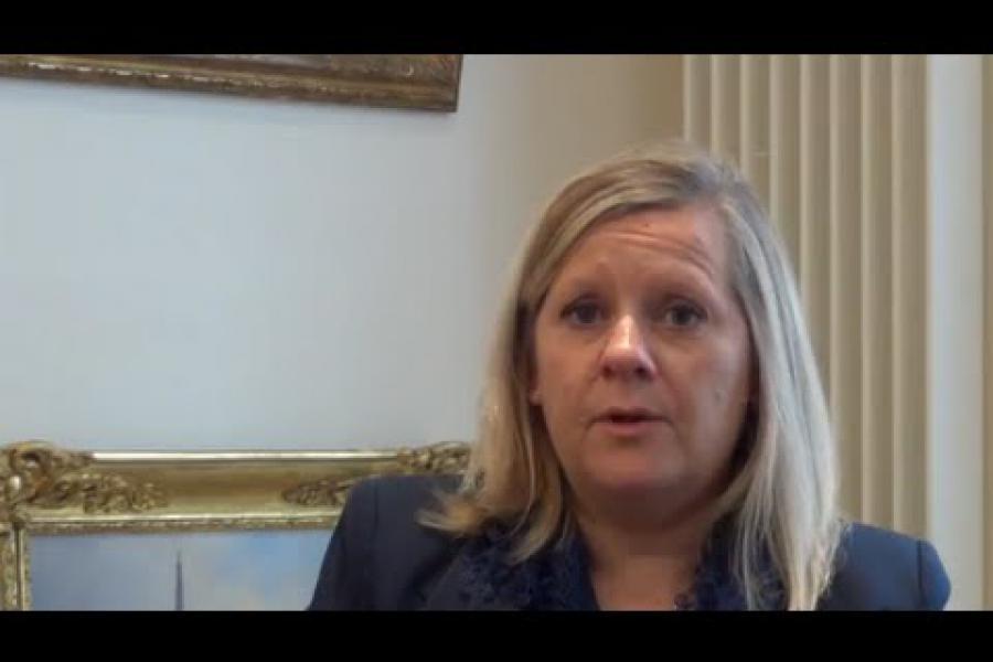 Olivia Dufour, journaliste juridique