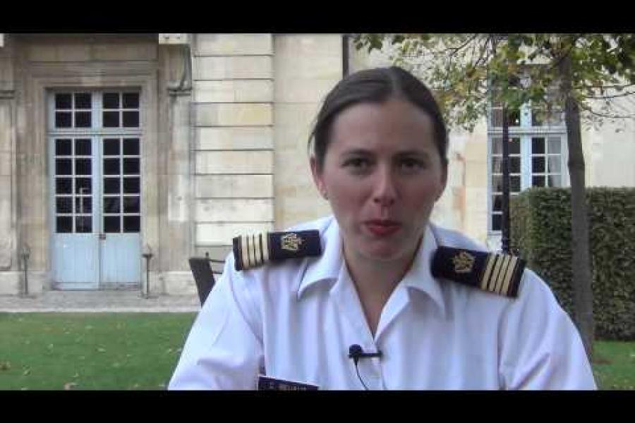 Découvrir le métier de Commissaire des armées (conseiller juridique en opération - Legal adviser)